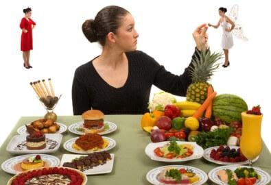 Vyvážování stravy