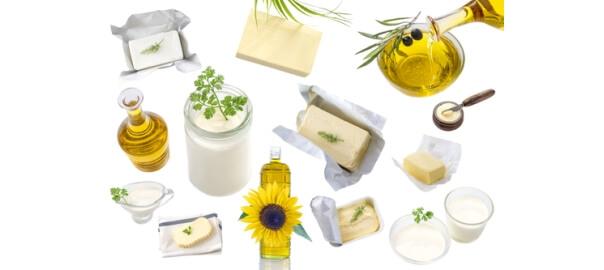 Tuky ve výživě - různé druhy