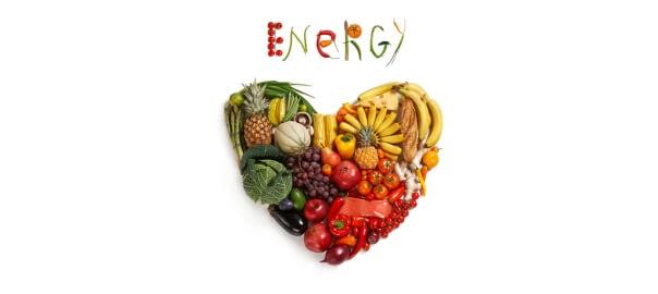 Energeticky vydatné jídlo